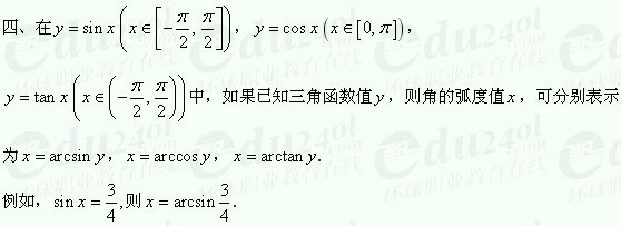 【江苏成考】千赢网页手机版文科数学讲义17--正弦函数、余弦函数、正切函数的图象